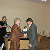 2006 год. Вручение свидетельств