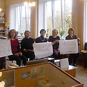 Участники МШК на тренинге (2013 г.)