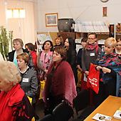 Экскурсия по отделам Псковской областной библиотеки (2014 г.)